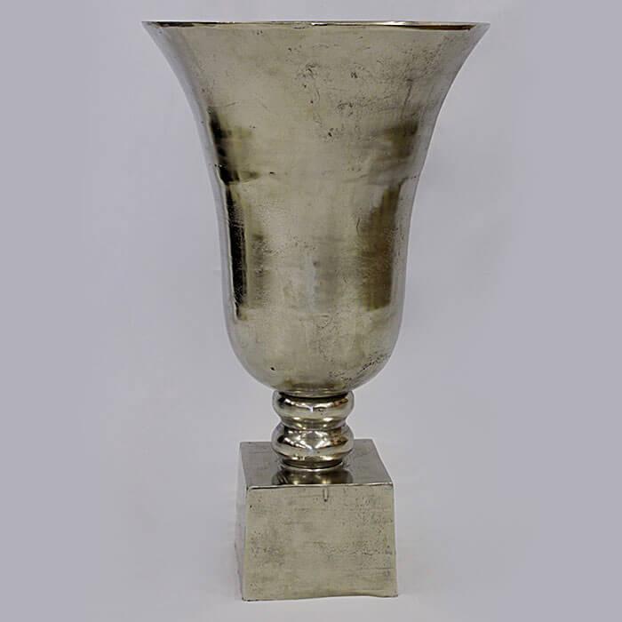 Aluminium Xxl Urn Vase Decorama Designers